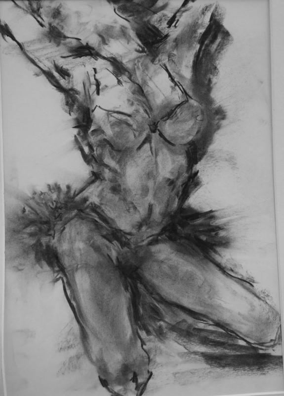 Dancer Study 1- SOLD