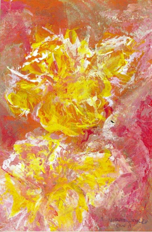 AEA Daffodils - SOLD