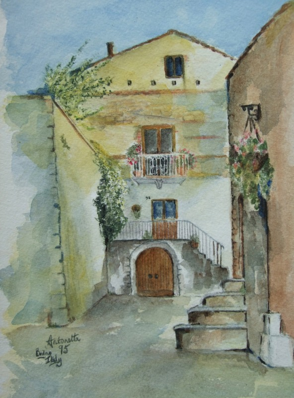 Bovino Italy - 'Casa di miei Zii'