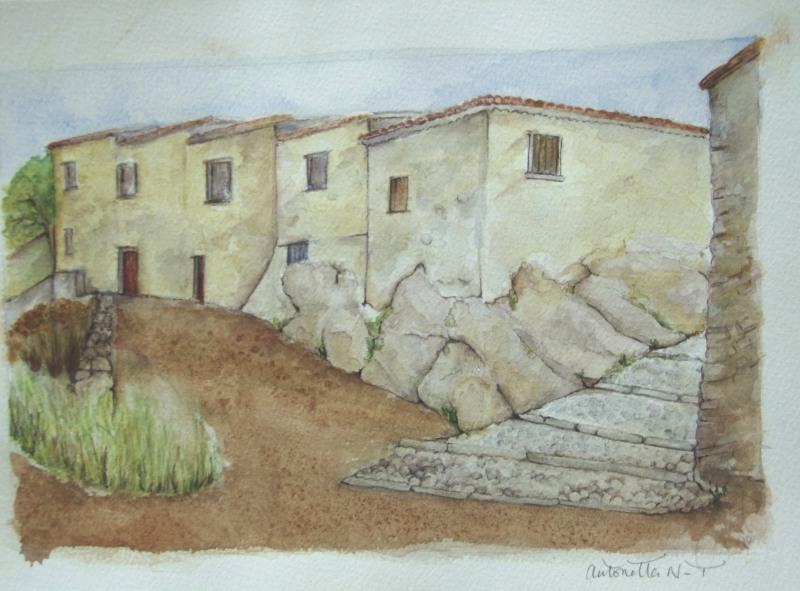 Bovino Italy 'Santo Marco'