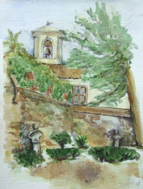 Bovino Italy 'I Giardini Ducali'