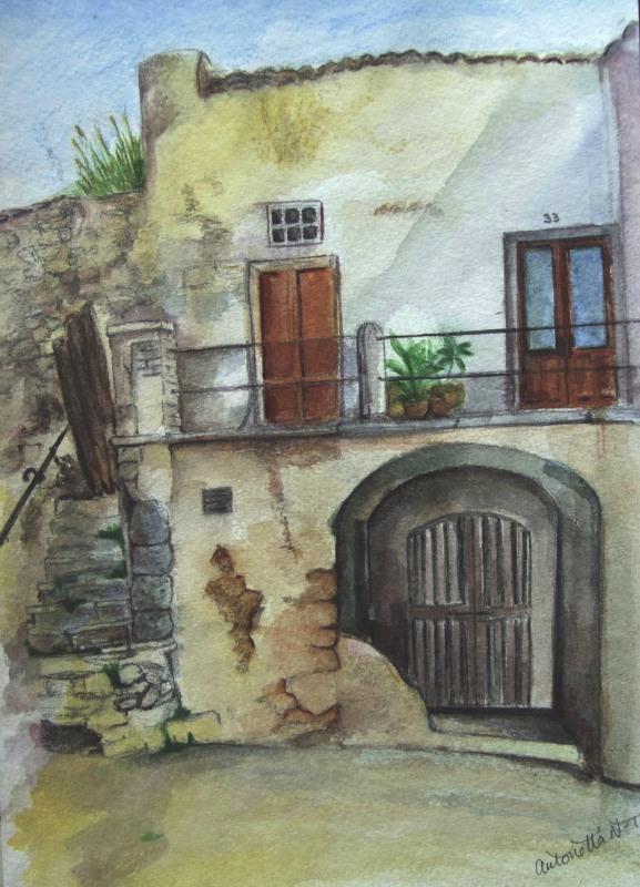 Bovino Italy 'La Pischiera'